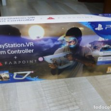 Videojuegos y Consolas PS4: AIM CONTROLLER PS4 PLAYSTATION VR. Lote 181204278
