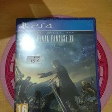 Videojuegos y Consolas PS4: FINAL FANTASY XV DAY ONE EDITION - PS4 - PRECINTADO. Lote 181340793