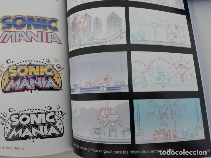 Videojuegos y Consolas PS4: Sonic Mania + Sonic Forces + Artbook PS4 PlayStation 4 COMO NUEVO - Foto 4 - 182332661