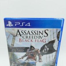 Videojuegos y Consolas PS4: ASSASSINS CREED IV BLACK FLAG PS4. Lote 182674731
