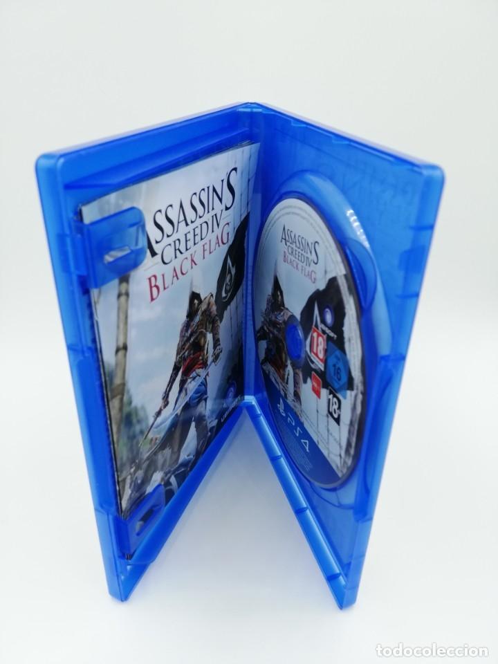 Videojuegos y Consolas PS4: ASSASSINS CREED IV BLACK FLAG PS4 - Foto 2 - 182674731