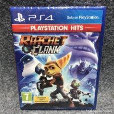Videojuegos y Consolas PS4: RATCHET AND CLANK NUEVO Y PRECINTADO SONY PLAYSTATION 4 PS4. Lote 183323220