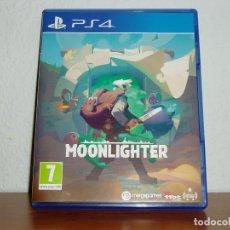 Videojuegos y Consolas PS4: MOONLIGHTER SONY PLAYSTATION 4 PS4. Lote 183550131