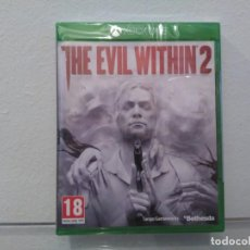 Videojuegos y Consolas PS4: THE EVIL WITHIN 2 - VIDEOJUEGO XBOX ONE A ESTRENAR (PAL ESP). Lote 183581860