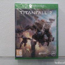 Videojuegos y Consolas PS4: TITANFALL 2 - VIDEOJUEGO XBOX ONE A ESTRENAR (PAL ESP). Lote 183584432
