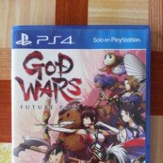 Videojuegos y Consolas PS4: GOD WARS FUTURE PAST - PS4. Lote 183645391