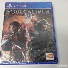 Videojuegos y Consolas PS4: SOUL CALIBUR VI. Lote 183738867
