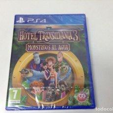 Videojuegos y Consolas PS4: HOTEL TRANSILVANIA 3 MONSTRUOS AL AGUA. Lote 183739900