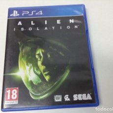 Videojuegos y Consolas PS4: ALIEN ISOLATION. Lote 183925100