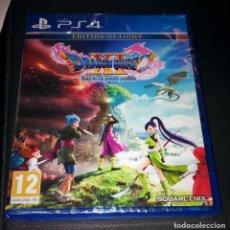 Videojuegos y Consolas PS4: DRAGON QUEST XI: ECOS DE UN PASADO PERDIDO - EDITION OF LIGHT - PS4 11 ESPAÑOL NUEVO. Lote 184897447
