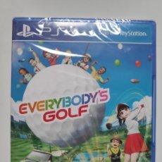Videojuegos y Consolas PS4: EVERYBODY´S GOLF PS4 (EDICIÓN ESPAÑOLA PRECINTADO). Lote 185974095