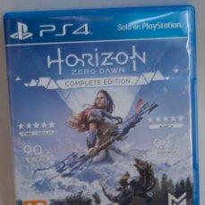 Videojuegos y Consolas PS4: HORIZON ZERO DAWN COMPLETE EDITION PARA PLAYSTATION 4 PLAY STATION PSX. Lote 186430996