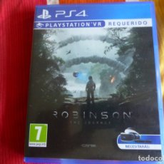 Videojuegos y Consolas PS4: ROBINSON LA JOURNEY PS4 PLAYSTATION 4 ( VR. Lote 187417786