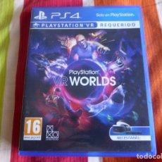 Videojuegos y Consolas PS4: PS4 JUEGO PLAYSTATION VR WORLDS. Lote 187417802
