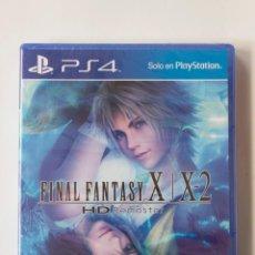 Videojuegos y Consolas PS4: FINAL FANTASY X/X-2 HD REMASTER PS4 PRECINTADO. Lote 189103538