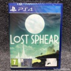 Videojuegos y Consolas PS4: LOST SPHEAR NUEVO PRECINTADO SONY PLAYSTATION4 PS4. Lote 192109953