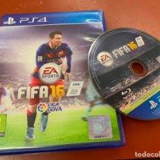 Videojuegos y Consolas PS4: FIFA 16, JUEGO PARA LA PS4. Lote 194608477