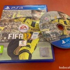 Videojuegos y Consolas PS4: FIFA 17, JUEGO PARA LA PS4. Lote 194608522