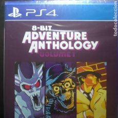 Videojuegos y Consolas PS4: 8BIT ADVENTURE ANTHOLOGY VOL1. PS4 LIMITED RUN 182. Lote 194910713