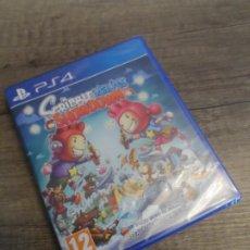 Videojuegos y Consolas PS4: PS4 SCRRIBLENAUTS SHOWDOWN PAL ESP PRECINTADO. Lote 195065546