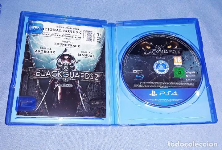 Videojuegos y Consolas PS4: JUEGO PS4 BLACKGUARDS 2 EN MUY BUEN ESTADO ORIGINAL - Foto 2 - 196775561