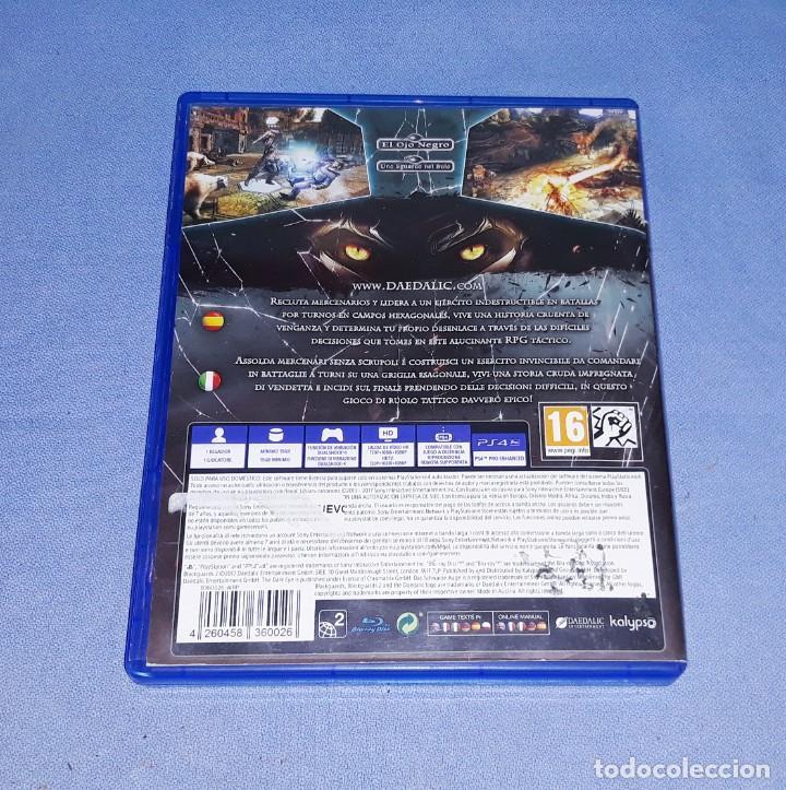 Videojuegos y Consolas PS4: JUEGO PS4 BLACKGUARDS 2 EN MUY BUEN ESTADO ORIGINAL - Foto 3 - 196775561