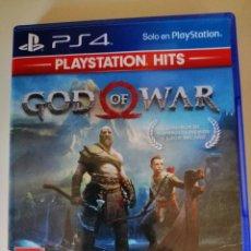Jeux Vidéo et Consoles: GOD OF WAR PS4. Lote 197166583