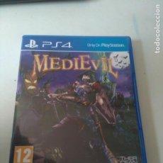 Jeux Vidéo et Consoles: MEDIEVIL PARA PS4 ENTRE Y MIRE MIS OTROS JUEGOS. Lote 197832732