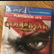 Videojuegos y Consolas PS4: GOD OF WAR 3.NUEVO PRECINTADO. PS4.. Lote 198418057