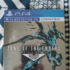 Videojuegos y Consolas PS4: ZONE OF THE ENDERS - THE 2ND RUNNER - MARS - PS4 - PLAYSTATION 4 - NUEVO. Lote 198575685