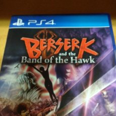 Videojogos e Consolas: BERSERK AND THE BAND OF THE HAWK - PS4 - PLAYSTATION 4. Lote 199119367