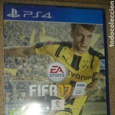 Videojuegos y Consolas PS4: FIFA 17, PARA PS4, PRECINTADO EA SPORTS. Lote 200789055