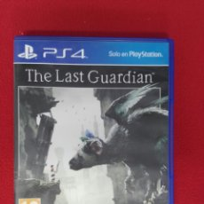 Videojuegos y Consolas PS4: THE LAST GUARDIAN. Lote 201214651