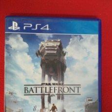 Videojuegos y Consolas PS4: STAR WARS BATTLEFRON. Lote 201214787