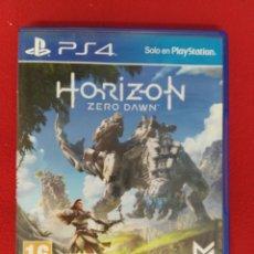 Videojuegos y Consolas PS4: HORIZON ZERO DAWN. Lote 201215150