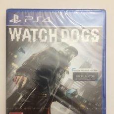 Videojuegos y Consolas PS4: WATCH DOGS PLAYSTATION 4 PAL ESPAÑA PS4. Lote 201687081