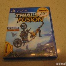 Videojuegos y Consolas PS4: TRIALS FUSION JUEGO PS4 BUEN ESTADO. Lote 209965292