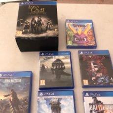 Videojuegos y Consolas PS4: PS4. Lote 203442888