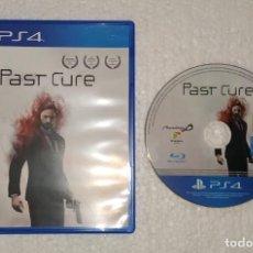 Videojuegos y Consolas PS4: PAST CURE PLAYSTATION 4 PAL ESPAÑA. Lote 203788223