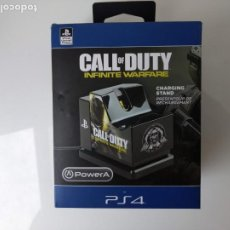 Videojuegos y Consolas PS4: EBAY BASE DE CARGA MANDO PS4 EDICION CALL OF DUTY INFINITE WARFARE. Lote 203795570