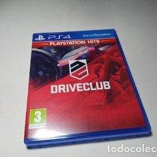 Videojuegos y Consolas PS4: DRIVECLUB ( PS4 - PLAYSTATION 4 - PAL - ESP). Lote 204222306