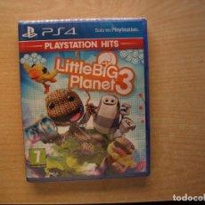 Videojuegos y Consolas PS4: LITTLE BIG PLANET 3 - PRECINTADO - SIN USAR. Lote 204722525
