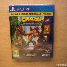 Videojuegos y Consolas PS4: CRASH BANDICOOT N.SANE TRILOGY - PRECINTADO - SIN USAR. Lote 204723153