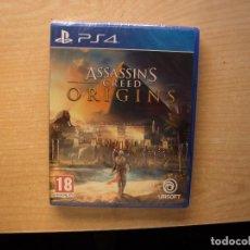 Videojuegos y Consolas PS4: ASSASSIN'S CREED ORIGINS- PRECINTADO - SIN USAR. Lote 204824350