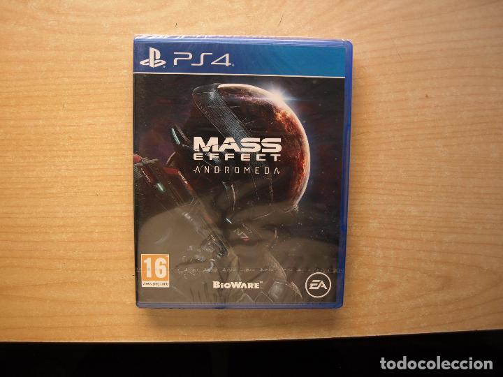 MASS EFFECT ANDROMEDA - PRECINTADO - SIN USAR (Juguetes - Videojuegos y Consolas - Sony - PS4)