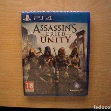 Videojuegos y Consolas PS4: ASSASSIN'S CREED UNITY - PRECINTADO - SIN USAR. Lote 204824742
