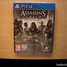 Videojuegos y Consolas PS4: ASSASSIN'S CREED SYNDICATE - PRECINTADO - SIN USAR. Lote 204824886