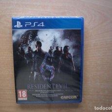Videojuegos y Consolas PS4: RESIDENTEVIL 6 - PRECINTADO - SIN USAR. Lote 204825481