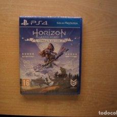 Videojuegos y Consolas PS4: HORIZON ZERO DAWN - COMPLETE EDITION - PRECINTADO - SIN USAR. Lote 204831422