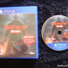 Videojuegos y Consolas PS4: PS4 - FRIDAY THE 13TH (VIERNES 13) THE GAME. Lote 204986122